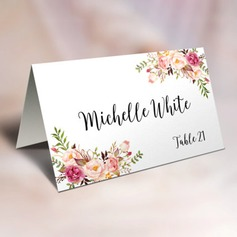 Nice/Beautiful Attractive Paper Place Cards