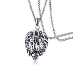 Unique Alloy Men's Necklaces