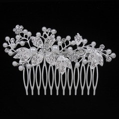 Elegant Alloy/Metal Combs & Barrettes (Sold in single piece)
