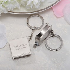 Personalized Ruler Keychains
