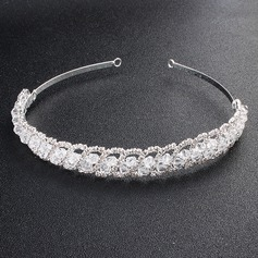 Gorgeous Alloy Tiaras/Headbands (Sold in single piece)