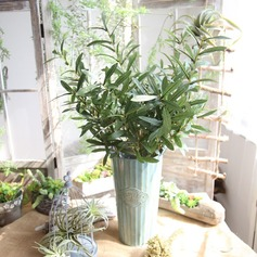 39'' Synthetic Fabric Artificial Greenery (Set of 2)