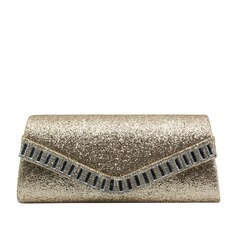 Elegant Sparkling Glitter Clutches/Luxury Clutches
