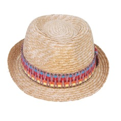 Couples' Hottest Salty Straw Straw Hats/Panama Hats/Kentucky Derby Hats
