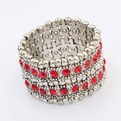 Fashional Alloy Rhinestones Ladies' Fashion Bracelets