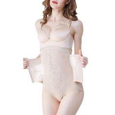 Women Feminine/Sexy/Classic Polyester/Lace Breathability Waist Cinchers Shapewear