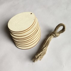 Simple/Nice Nice/Pretty Wooden Wedding Ornaments