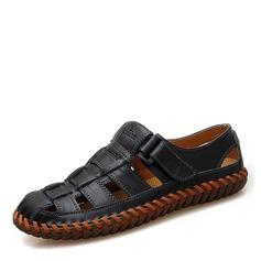 Men's Real Leather Casual Men's Sandals (262200806)