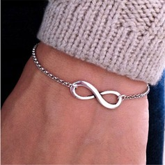 Ladies' Fashionable Alloy Bracelets For Bridesmaid/For Friends