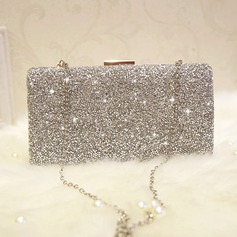 Delicate Alloy Clutches (012115777)
