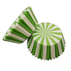 Classic Pearl Paper Cupcake Wrappers