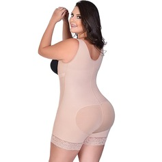 Women Classic/Charming/Casual Chinlon/dacron Bodysuit Shapewear