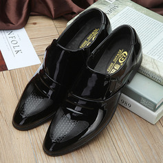 Men's Leatherette Monk-straps Casual Dress Shoes Men's Oxfords