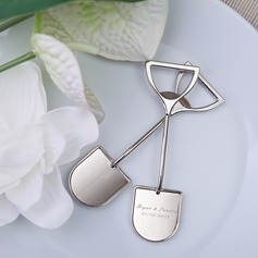 Personalized Shovel Shaped Alloy Bottle Openers