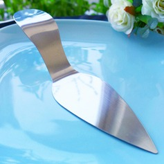 """Slice of Style"" Stainless Steel High Heel Cake Server"