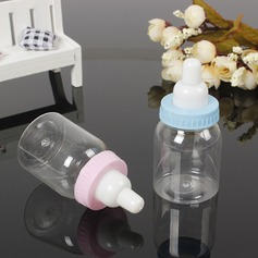 Classic Bottle shaped Plastic Candy Jars and Bottles