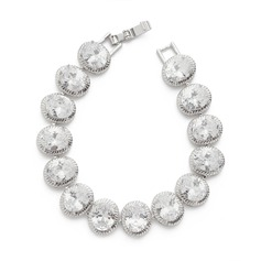 Sparking Zircon Ladies' Bracelets