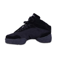 Women's Men's Canvas Sneakers Sneakers With Lace-up Dance Shoes
