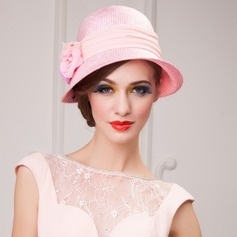 Ladies' Glamourous Polyester With Bowler/Cloche Hat