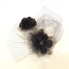 Fashion Net Yarn Fascinators