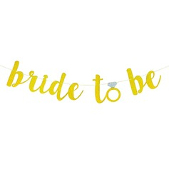 Bride Gifts - Polyester Photo Booth Prop