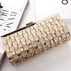 Charming Crystal/ Rhinestone Clutches (012122169)