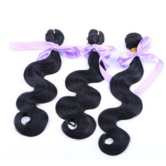 Body Synthetic Hair Human Hair Weave (Sold in a single piece) 100g
