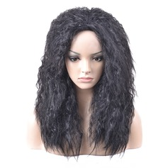 Curly Synthetic Hair Capless Wigs 220g