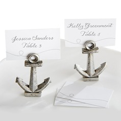 Nautical anchor Resin Place Card Holders