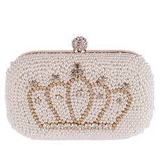 Shining Crystal/ Rhinestone/Alloy Clutches