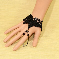 Chic Alloy Lace Women's Fashion Bracelets