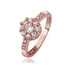 Gorgeous Alloy With Rhinestone Fashion Rings