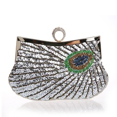 Elegant Sequin Clutches/Wristlets/Totes/Bridal Purse/Fashion Handbags/Makeup Bags/Luxury Clutches