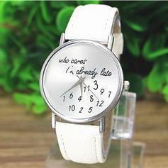 Fashional Alloy/Leather Body Jewelry/Watches