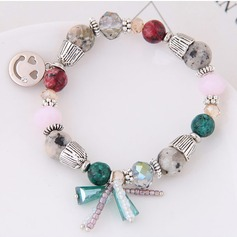 Chic Alloy Ladies' Fashion Bracelets