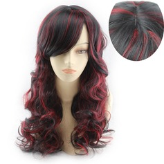 Curly Synthetic Hair Synthetic Wigs 240g