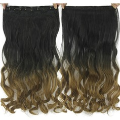 Body Synthetic Hair Clip in Hair Extensions (Sold in a single piece)