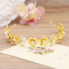 Beautiful Crystal/Alloy/Imitation Pearls Tiaras
