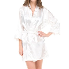 Personalized Polyester Bridal/Feminine Robe (20 letters or less) (041116931)