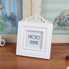 Simple Square Resin Photo Frames