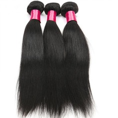 Brazilian Virgin Straight Long Hair Extensions (Sold in a single piece) 100g