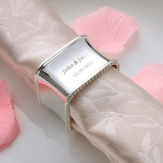 Personalized Zinc Alloy Napkin Rings (118030930)