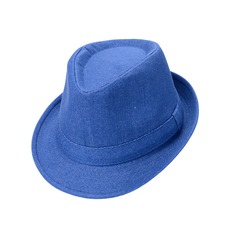 Men's Hottest Cotton Fedora Hats/Kentucky Derby Hats