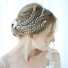Elegant Crystal Headbands With Crystal (Sold in single piece)