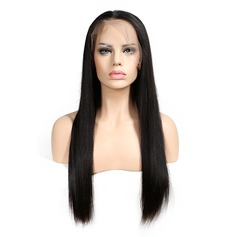 Straight Human Hair Parykar