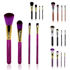Artificial Fibre 4Pcs Makeup Supply