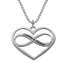Personalized Ladies' Lovely Gold Plated/Silver Plated/Rose Gold Plated Engraved Necklaces For Bridesmaid/For Friends/For Couple