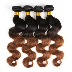 4A Non remy Body Human Hair Human Hair Weave (Sold in a single piece) 100g (235152635)