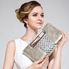 Charming PU Clutches