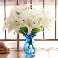 Vase Cloth/Plastic/Silk Flower Pretty Beautiful Table Centerpieces (128117562)